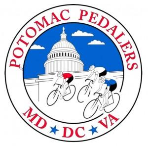 potamac pedalers logo