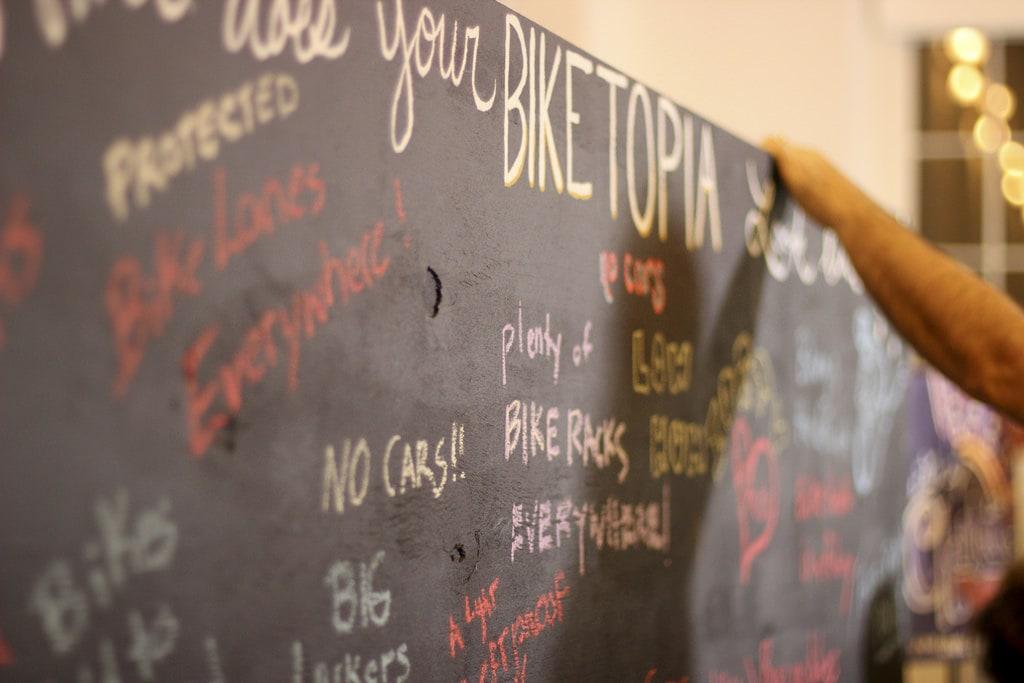 Biketopia board