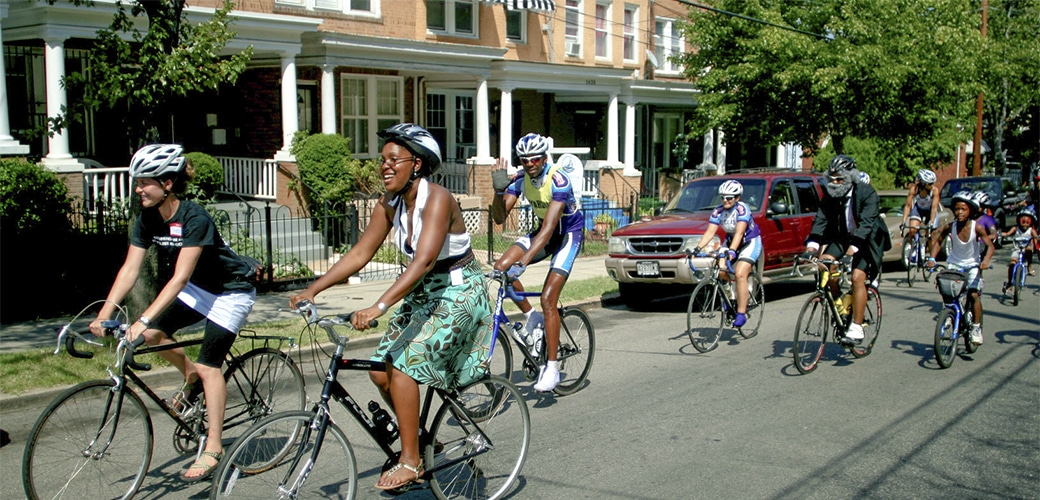Capital Trails Coalition: Bike Tour of Planned Trail Projects in Alexandria