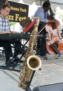 Photo from The Greater U St Jazz Collective