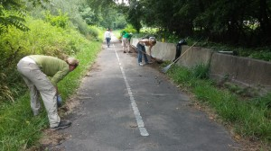 Suitland Parkway Cleanup