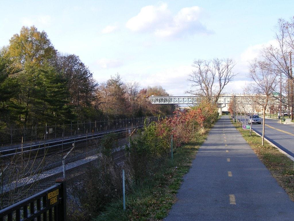 Metropolitan Branch Trail Silver Spring