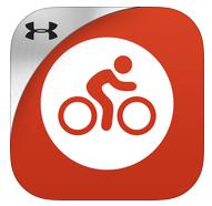 mapmyride app