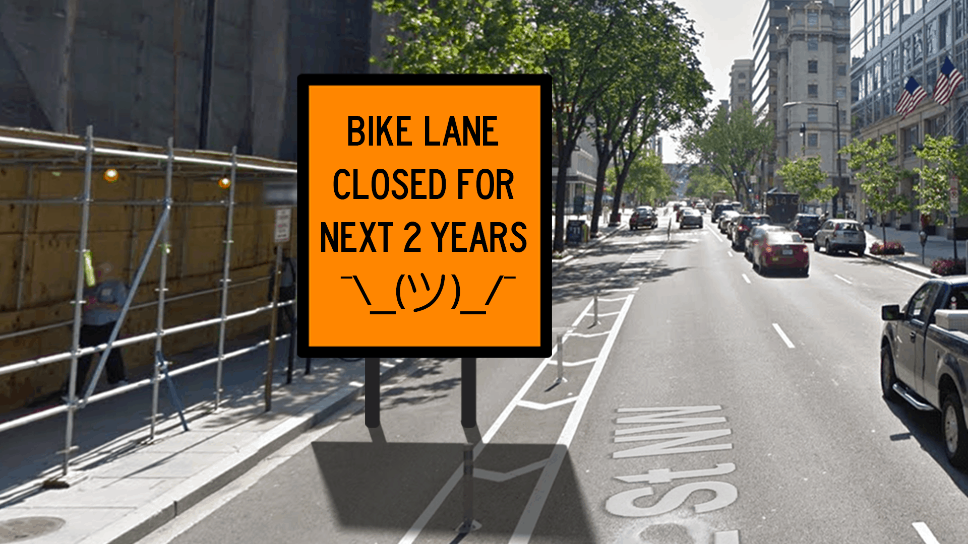 bike lane closed for two years.png