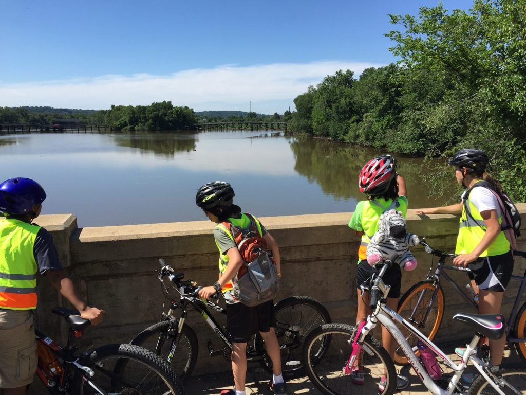 Bike Camp 2016 Anacostia