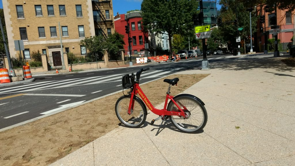 15th St extension bikeshare