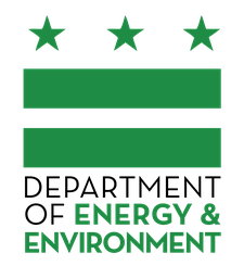 Department of Energy & Environment logo