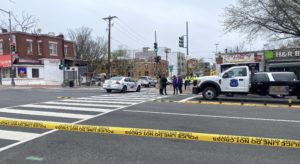 Deadly traffic crash on Georgia Ave NW