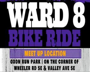 Ward 8 Bike Ride